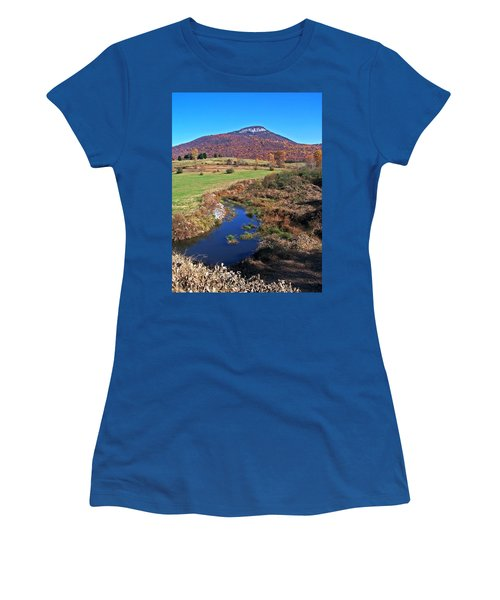 Creek In The Valley Women's T-Shirt