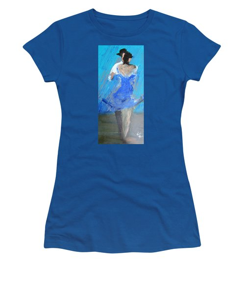 Dance In The Rain Women's T-Shirt