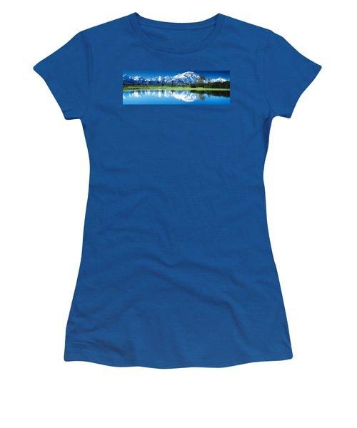 Denali National Park Ak Usa Women's T-Shirt