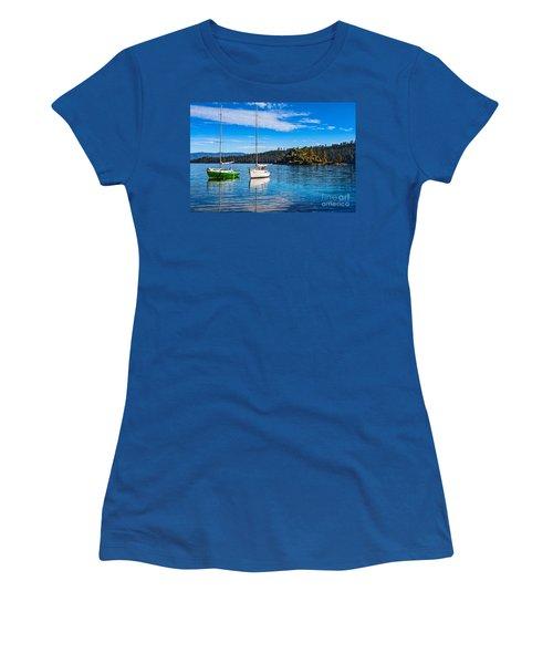 Emerald Bay Boats Women's T-Shirt