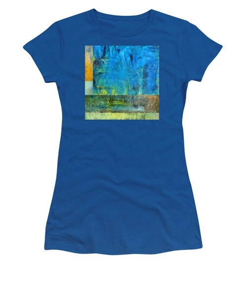 Essence Of Blue Women's T-Shirt