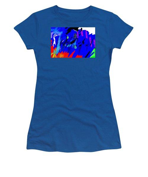 Falling Through Lightness  Women's T-Shirt
