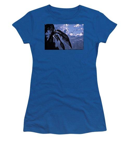 Fern At Twilight Women's T-Shirt