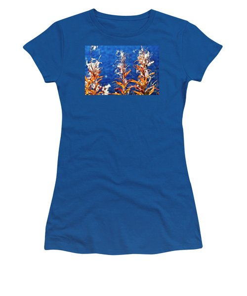 Fireweed Flower Women's T-Shirt