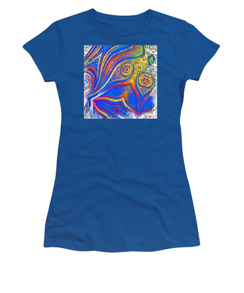 Fishing For Colours Women's T-Shirt (Athletic Fit)