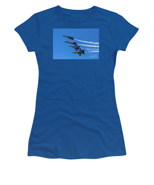 Flying Formation Women's T-Shirt