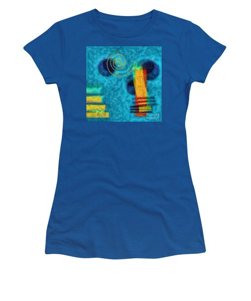 Formes 02b Women's T-Shirt (Junior Cut) by Variance Collections