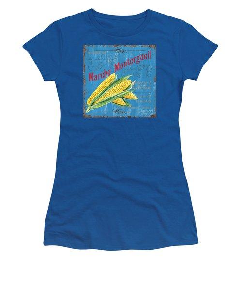 French Market Sign 2 Women's T-Shirt