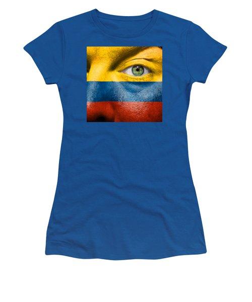 Go Columbia Women's T-Shirt