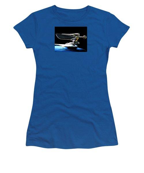 Goddess Of Speed Women's T-Shirt (Junior Cut) by Angela Davies