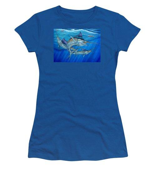 Grand Slam And Lure. Women's T-Shirt