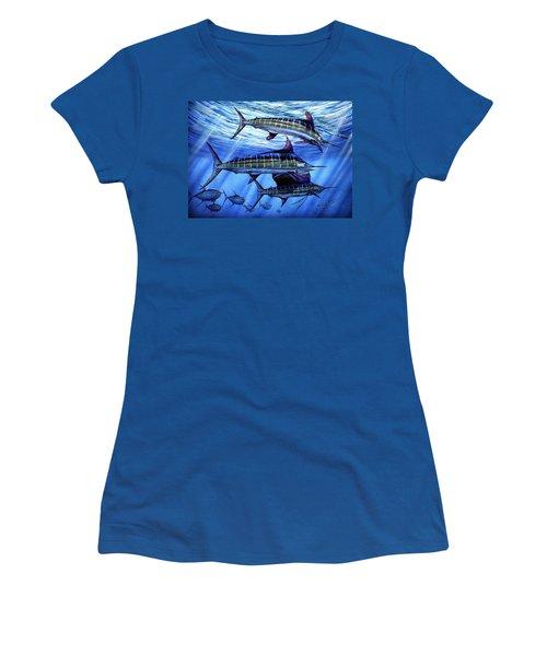 Grand Slam Lure And Tuna Women's T-Shirt