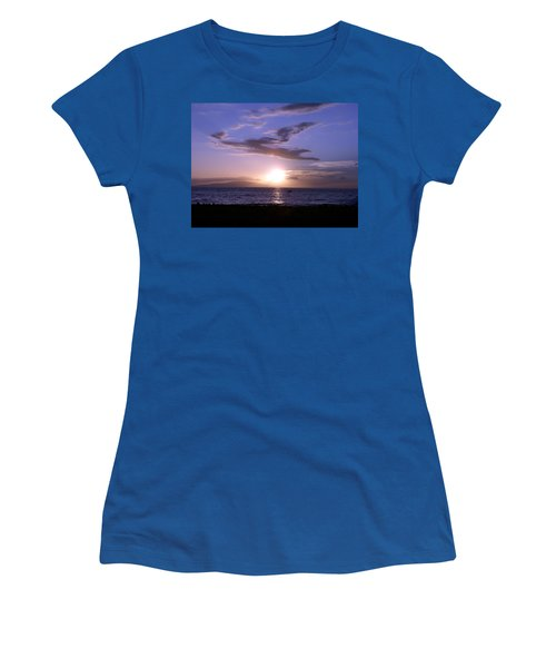 Greyhound In The Sky Women's T-Shirt