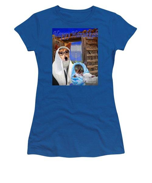 Happy Hanukkah -1 Women's T-Shirt
