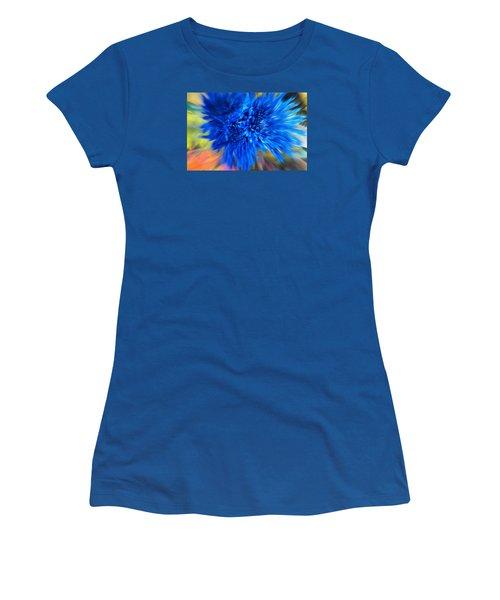 Women's T-Shirt (Junior Cut) featuring the photograph Healing Of A Flower by Sherri  Of Palm Springs
