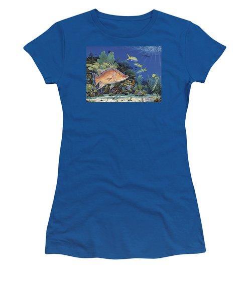 Hog Heaven Re005 Women's T-Shirt