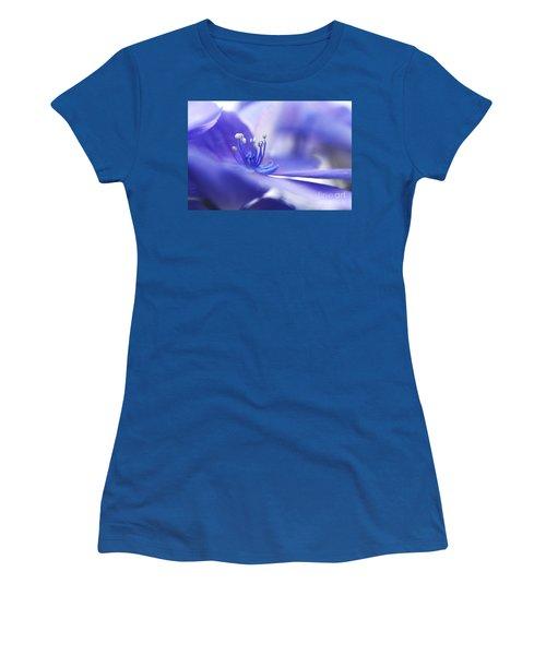 Hydrangea Closeup Women's T-Shirt (Athletic Fit)