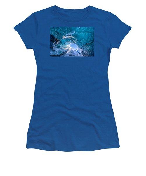 Ice Vortex Women's T-Shirt
