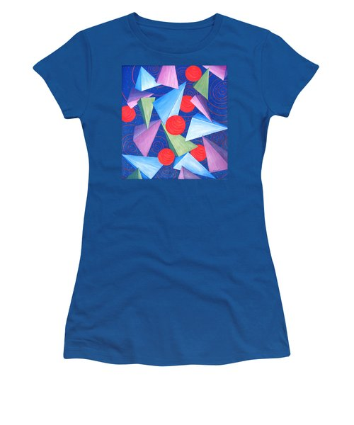 In Balance Women's T-Shirt (Athletic Fit)