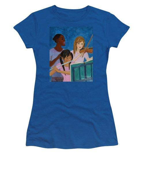 In Harmony Women's T-Shirt