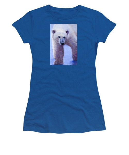 In Search Of Women's T-Shirt (Junior Cut) by Billie Colson
