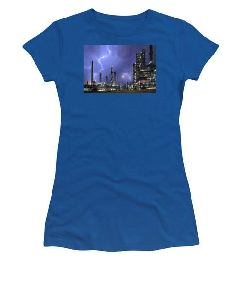 Lightning Women's T-Shirt
