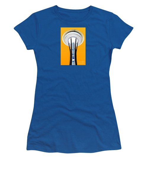 Women's T-Shirt (Junior Cut) featuring the photograph Inverted Needle by Chris Anderson