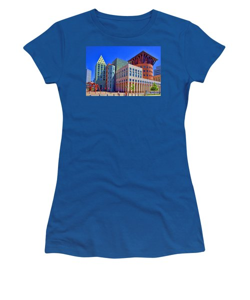 Invitation To Learn Women's T-Shirt (Athletic Fit)