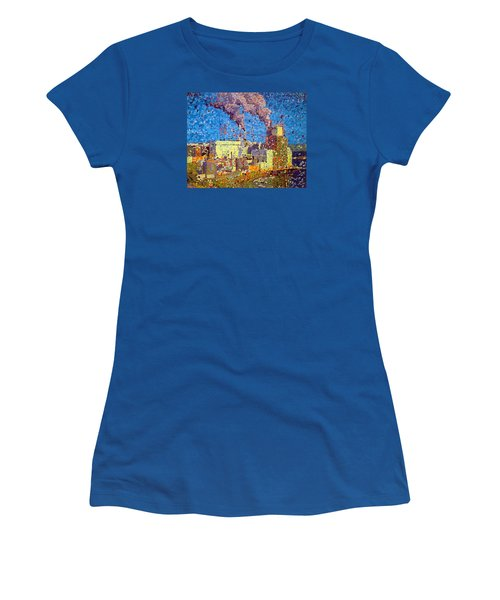 Irving Pulp Mill Women's T-Shirt