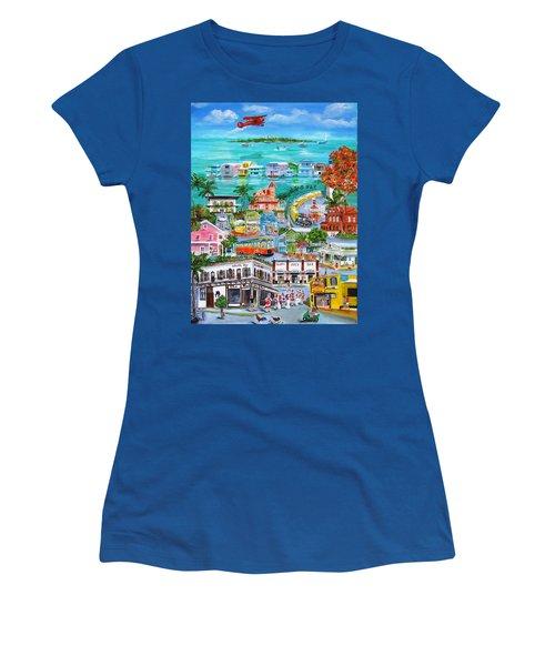 Island Daze Women's T-Shirt