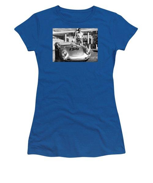 Last Picture Taken Of James Dean Women's T-Shirt