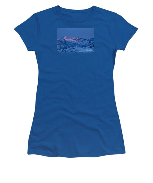Jim Mountain-signed Women's T-Shirt (Athletic Fit)