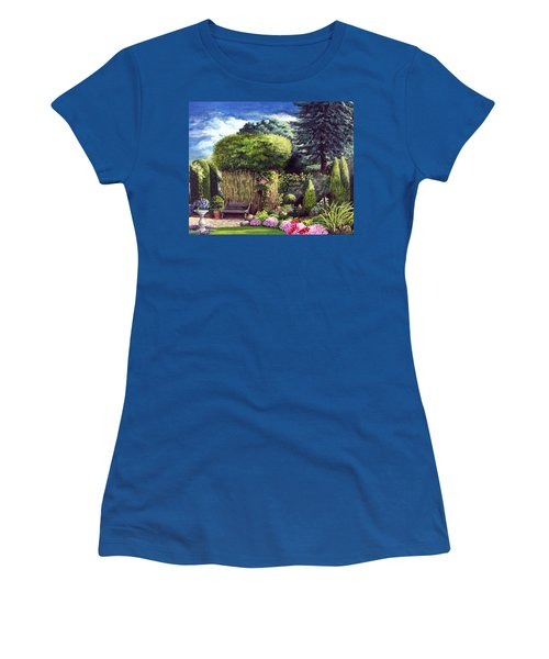 Joy's Garden Women's T-Shirt