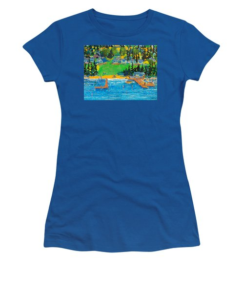 Late In The Season Women's T-Shirt (Athletic Fit)