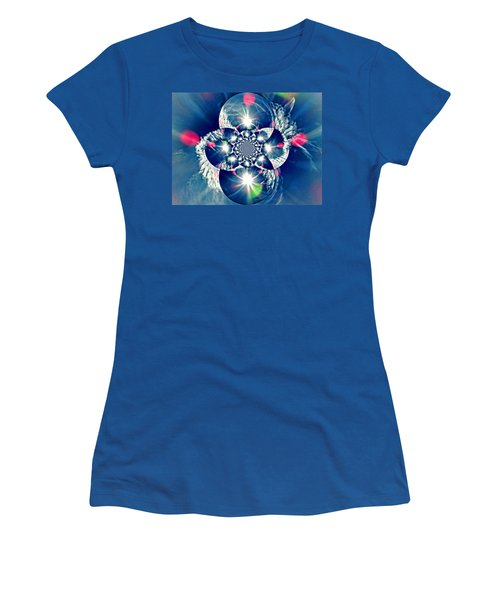 Lens Flare Women's T-Shirt (Athletic Fit)