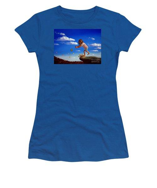 Letting It Go Women's T-Shirt