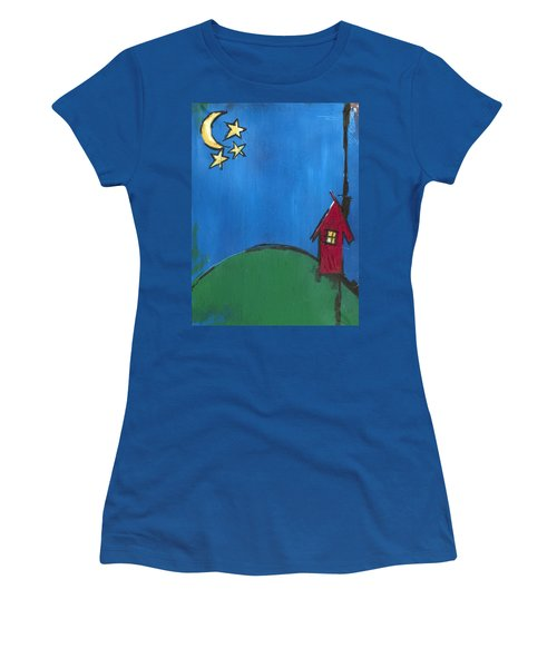 Little Red House Women's T-Shirt