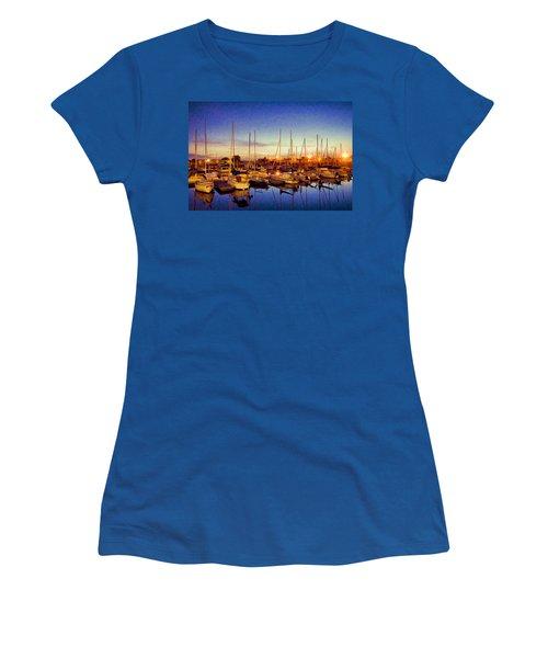 Marina Sunrise Women's T-Shirt