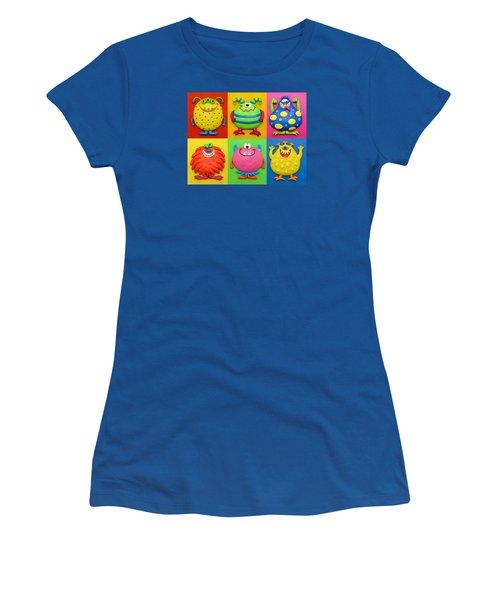 Monsters Women's T-Shirt
