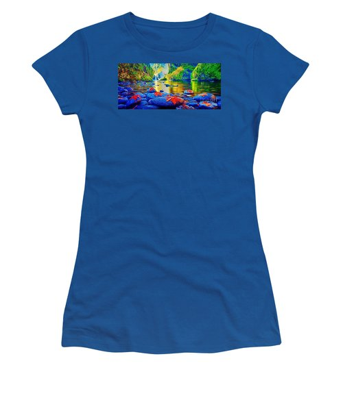 More Realistic Version Women's T-Shirt