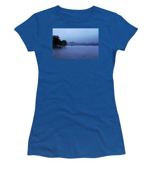 Morning Blues  Women's T-Shirt