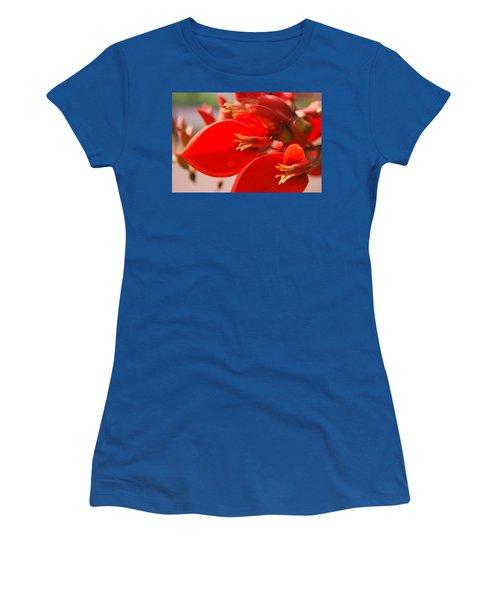Morning Jog Women's T-Shirt (Junior Cut) by Miguel Winterpacht