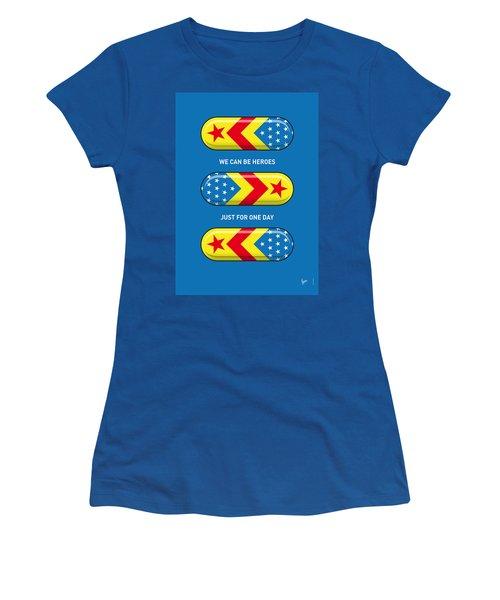 My Superhero Pills - Wonder Woman Women's T-Shirt