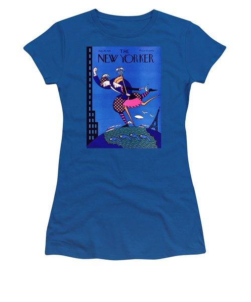 New Yorker August 28 1926 Women's T-Shirt