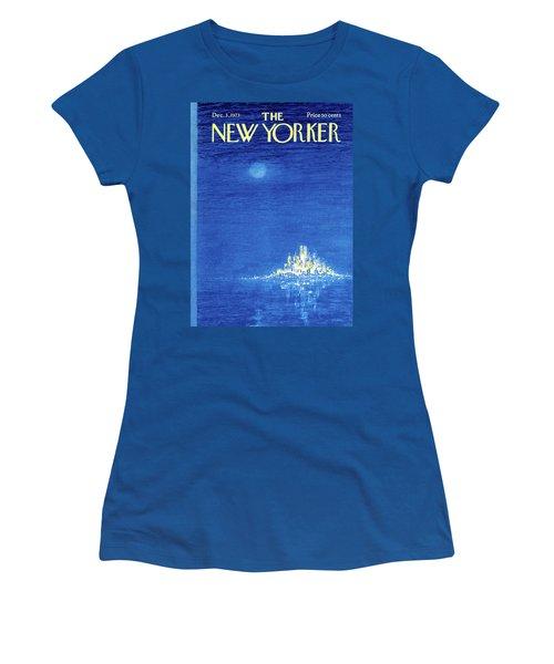 New Yorker December 3rd, 1973 Women's T-Shirt