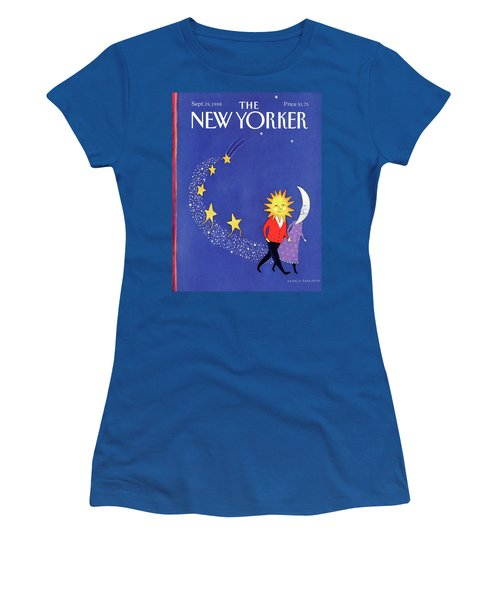 New Yorker September 19th, 1988 Women's T-Shirt