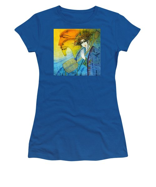 No One Can Stop My Dream Horses... Women's T-Shirt (Junior Cut)