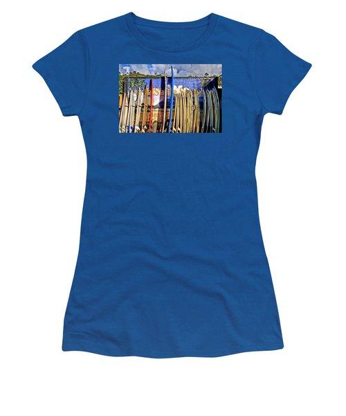 North Shore Surf Shop Women's T-Shirt