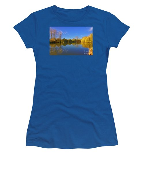 November Lake 1 Women's T-Shirt
