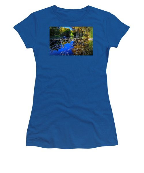 On Golden Pond  Women's T-Shirt